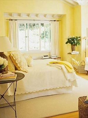 mellow yellow color