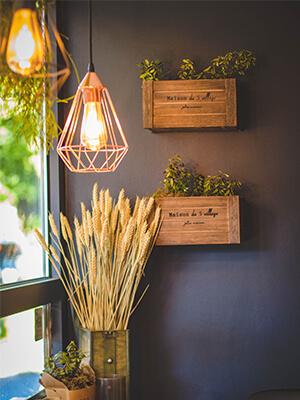 home lightning lamps for decor