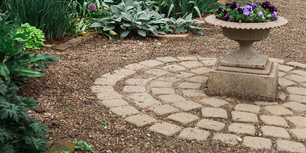 Build a Pathway in backyard