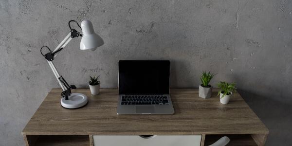 Lighting tips for home office