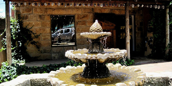Lovely Small Fountain