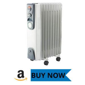 Usha Oil Filled Radiator 2000 Watt best room heaters